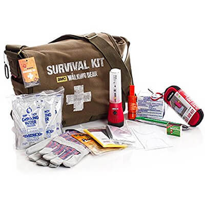 Walking Dead Survival Kit