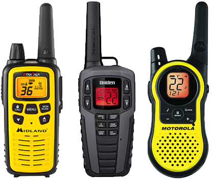 10 Best Long Range Walkie Talkies in 2019 [Buying Guide