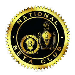 Beta Club Seal