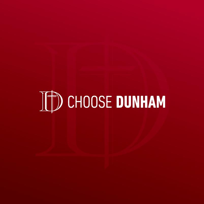 Dunham online viewbook