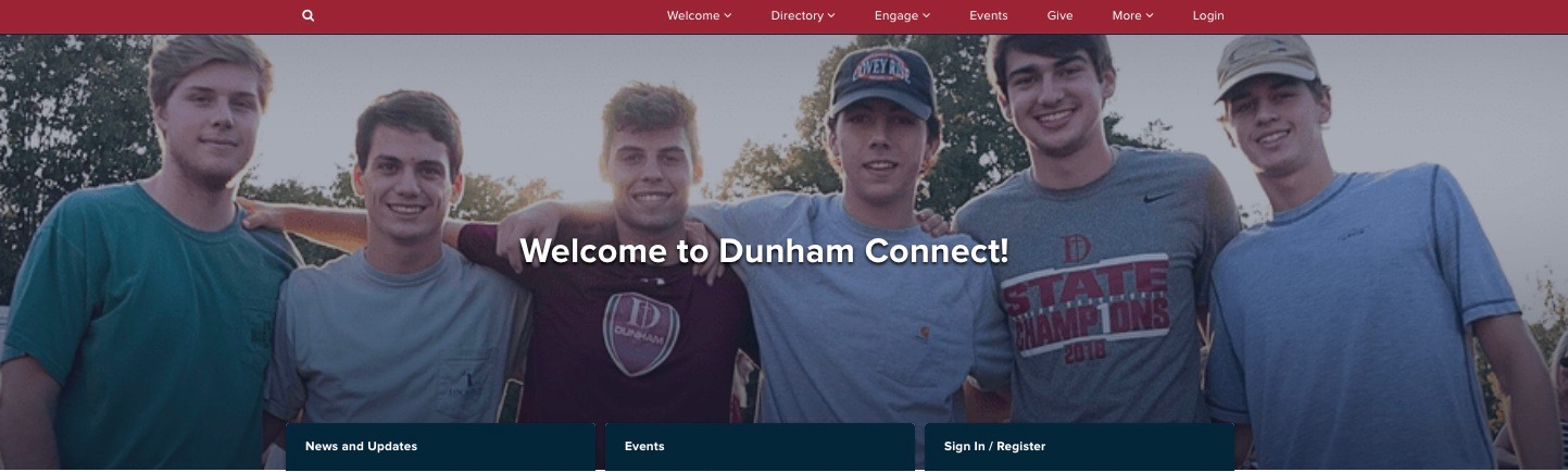 Dunham Connect image