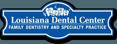 Louisiana Dental logo