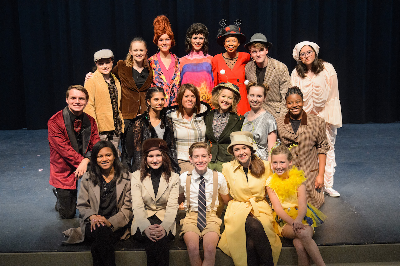 James and the Giant Peach cast