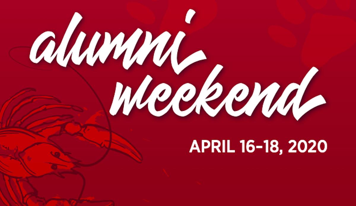 Alumni Weekend 2020 image