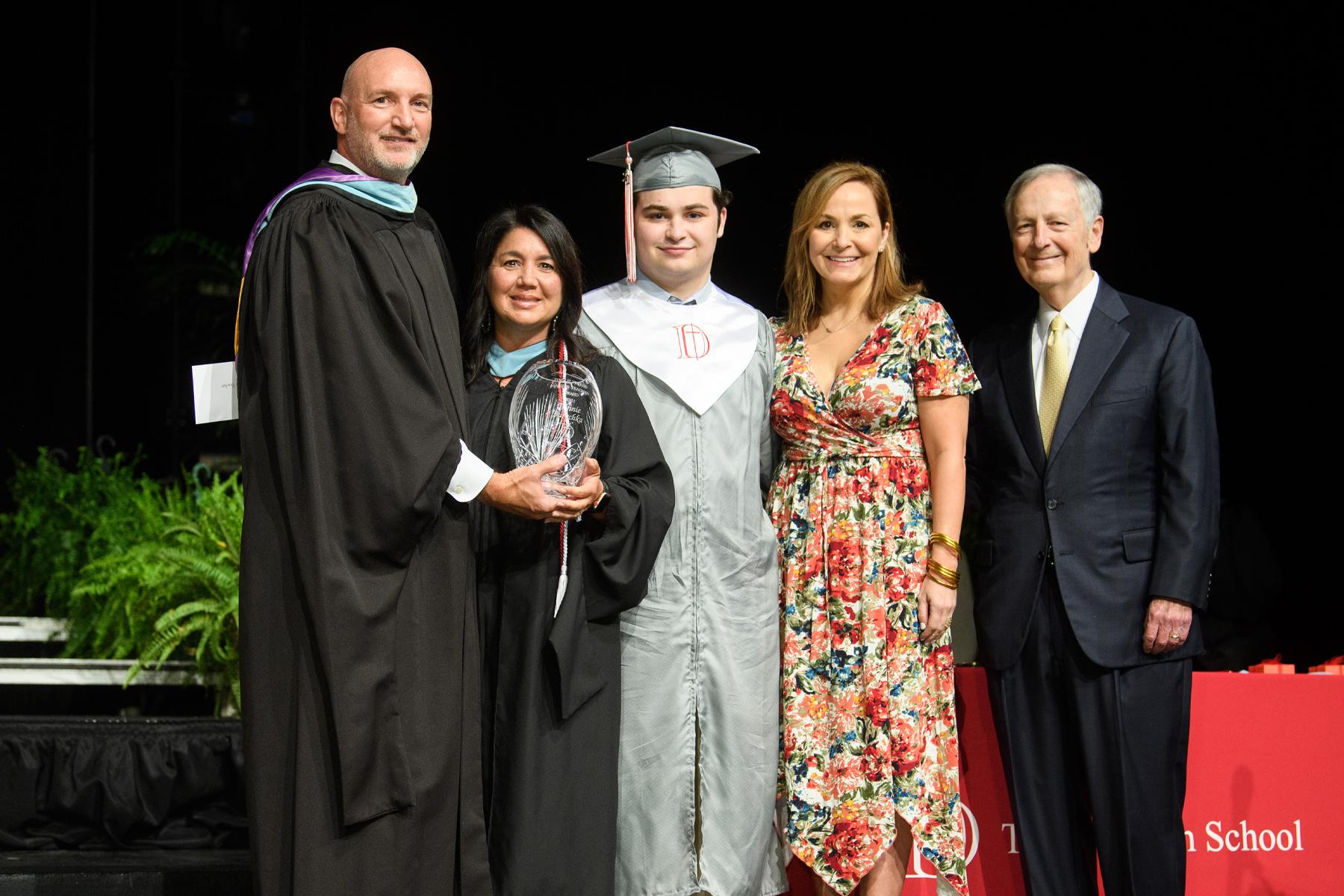 The Dunham School Baton Rouge 2021 Liz Peters Master Teacher Award Image