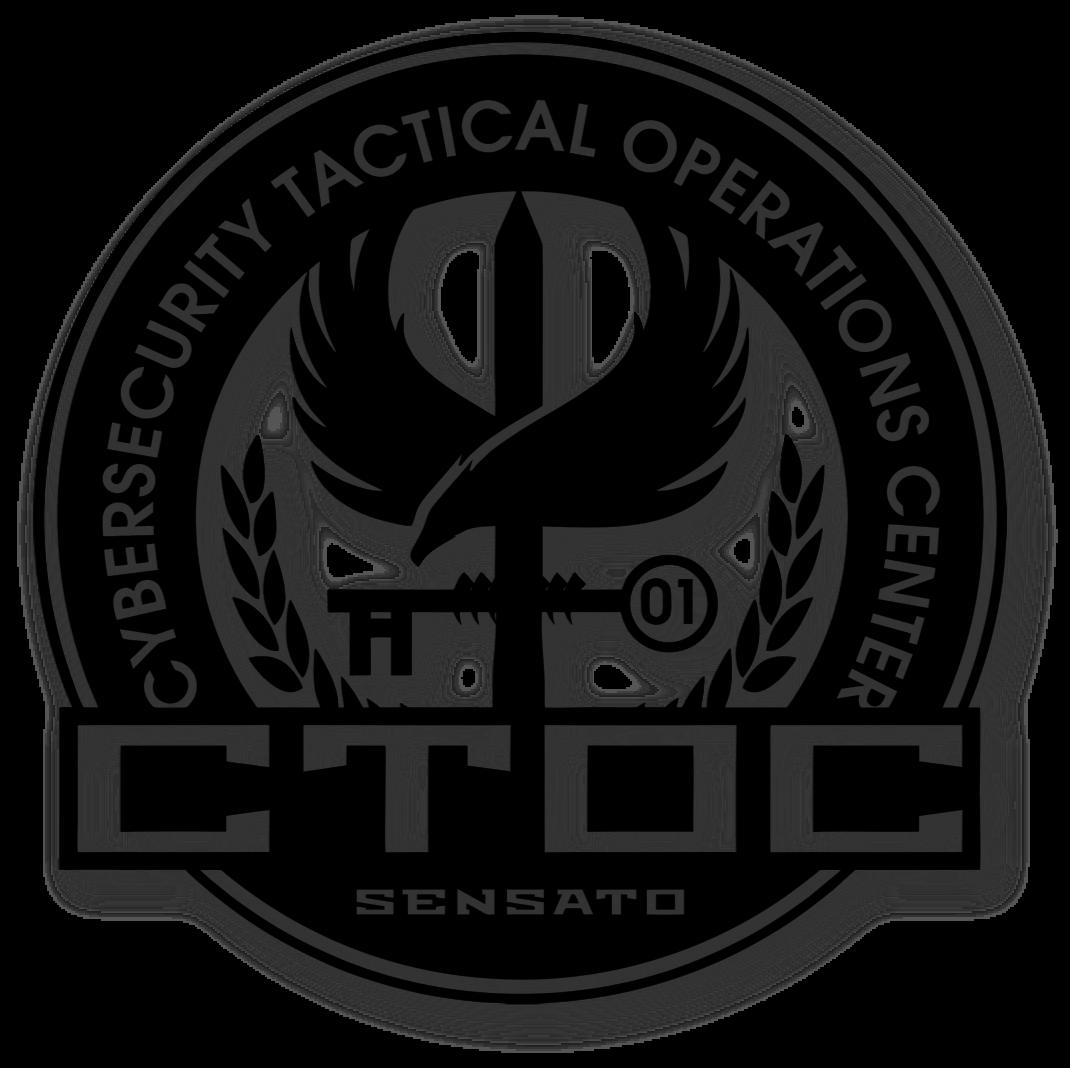 CTOC badge medallion
