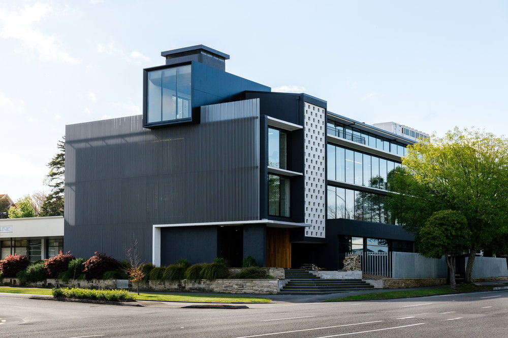 Neon Hive - New Hamilton Office