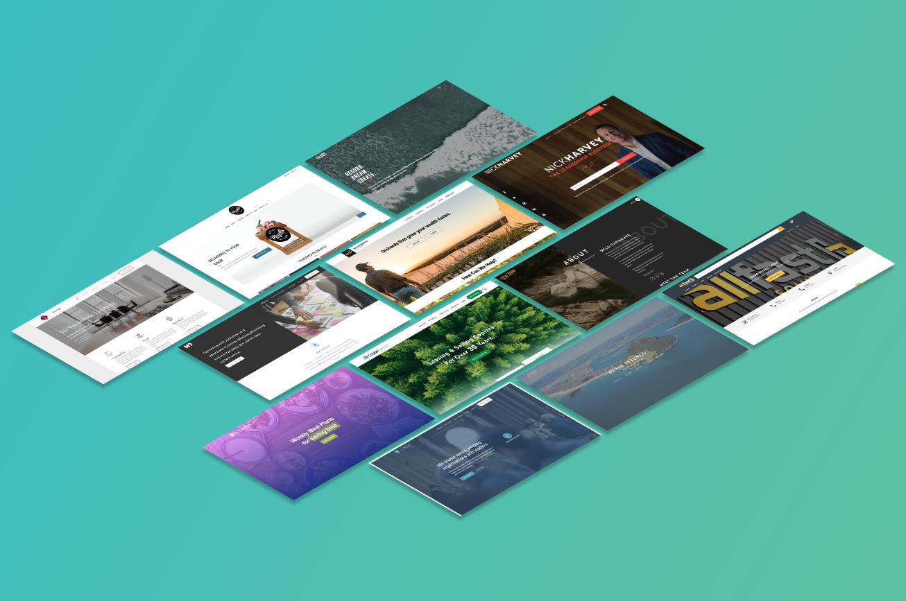 Website Design Hamilton - Neon Hive