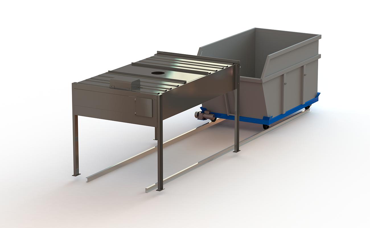 21 180, 21 580, 21 980MFS: Container, containervogn og ventialsjonshette med MFS