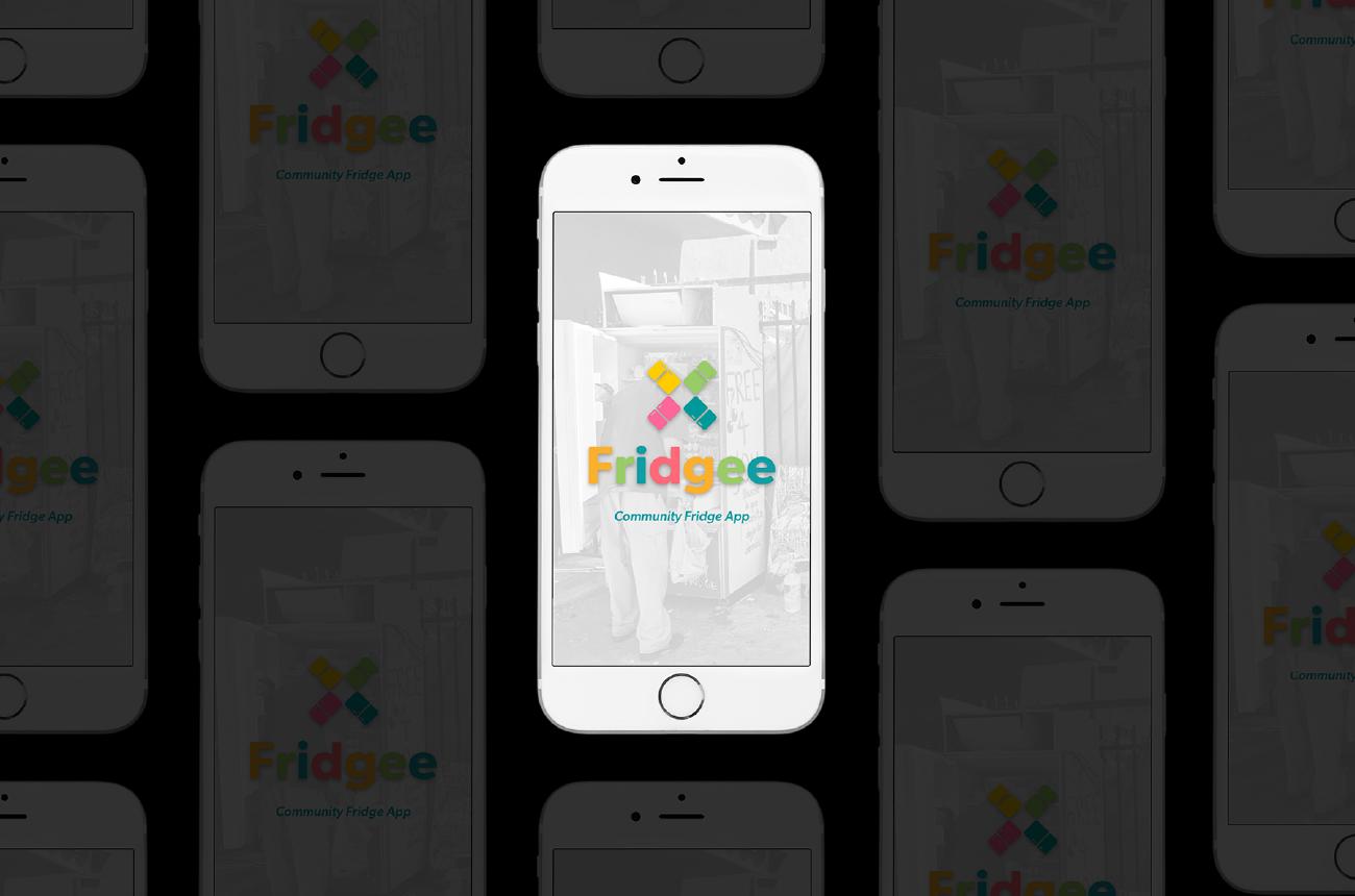Fridgee App Splash Screen