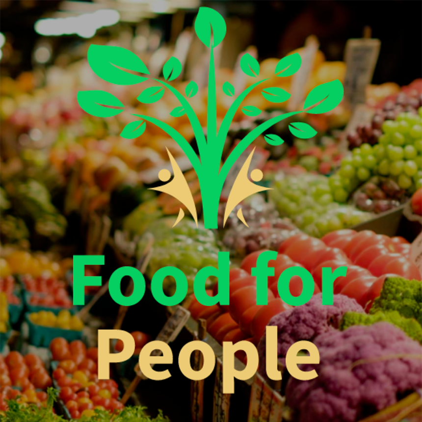 Food for People logo.