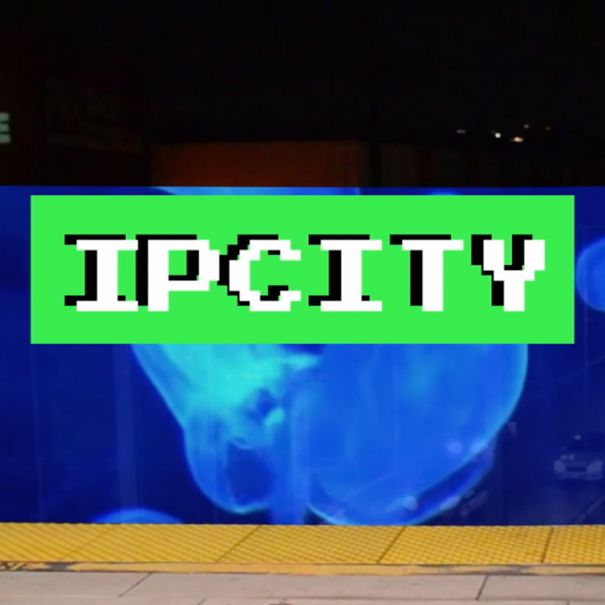 Ipcity logo.