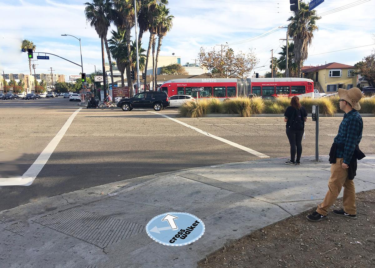 Sidewalk Sensor Concept
