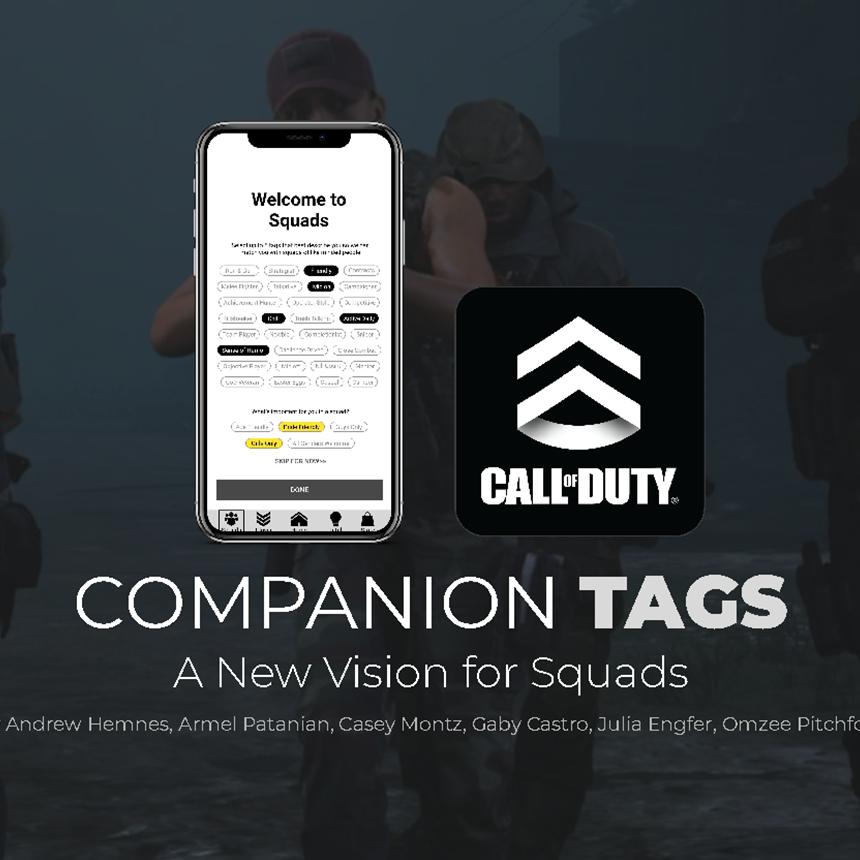 Call of Duty Companion App Thumbnail