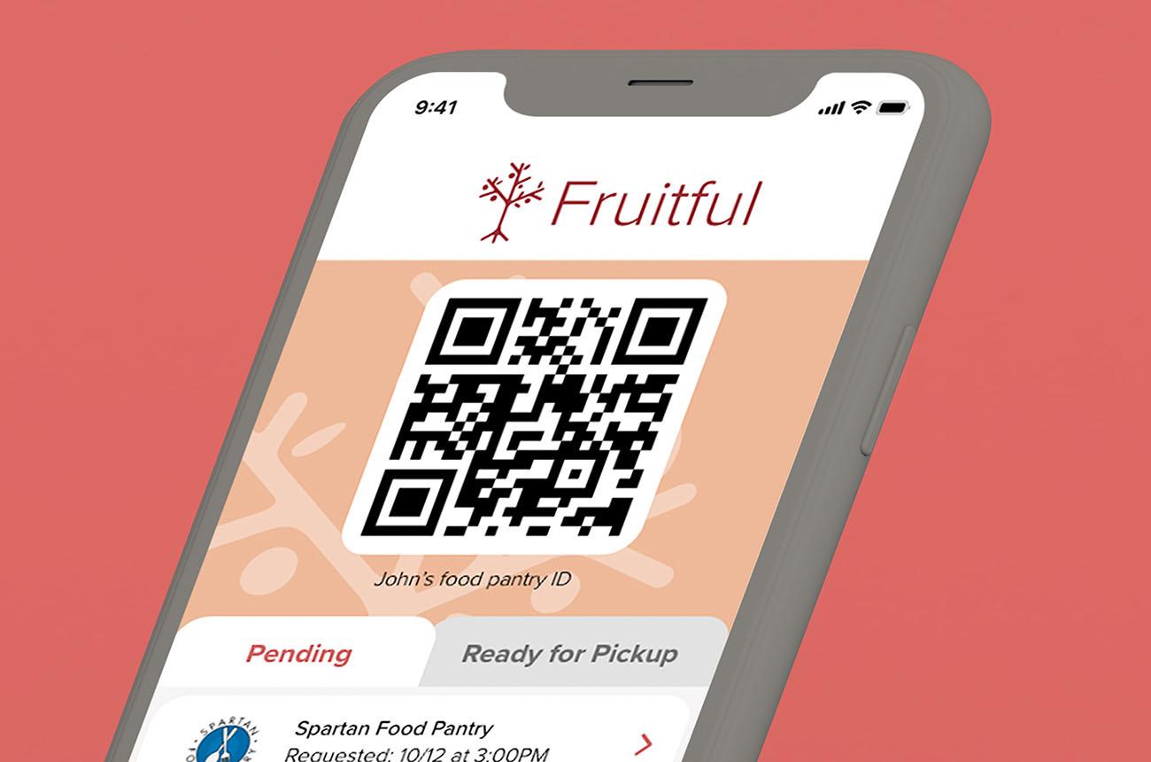 Fruitful Home Screen