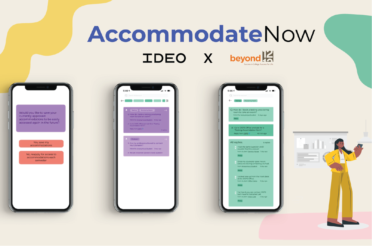 AccommodateNow: DSPS Accommodations Service and Community Board