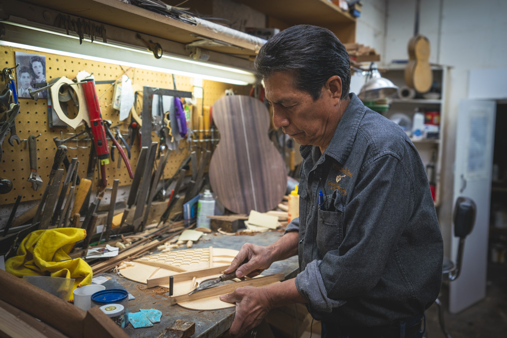 Pimentel Guitars is recommended by notable locals as one of the best shops in Albuquerque, NM.