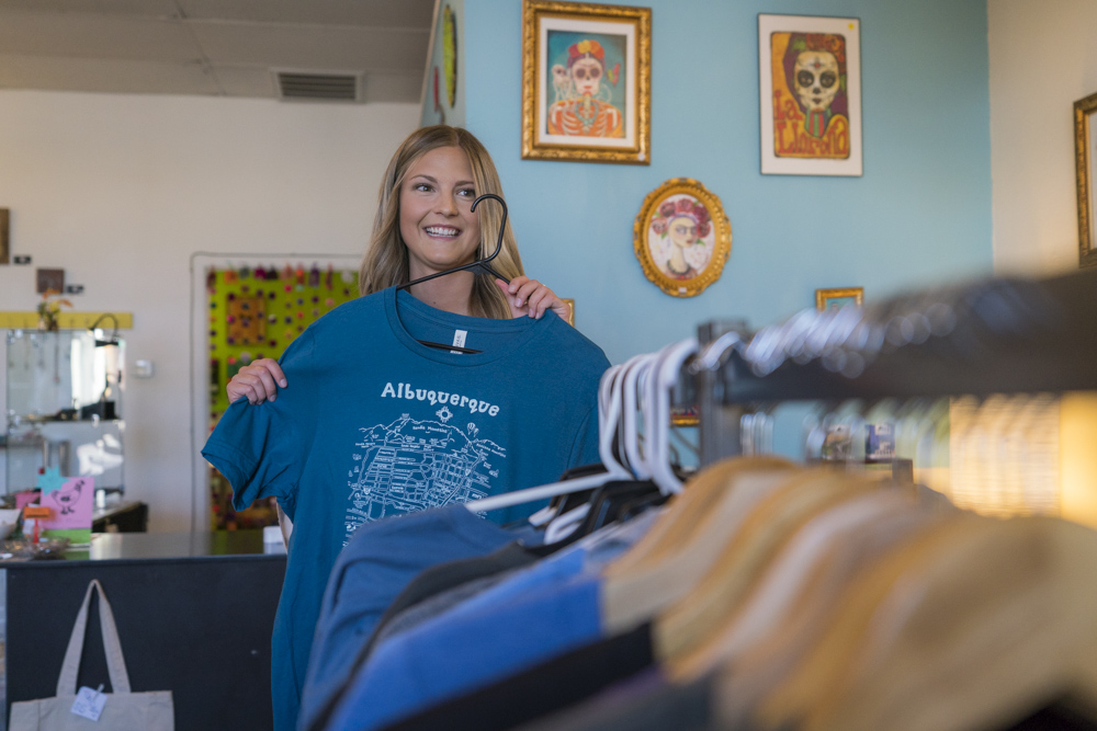 Octopus and the Fox is recommended by notable locals as one of the best boutiques in Albuquerque, NM.