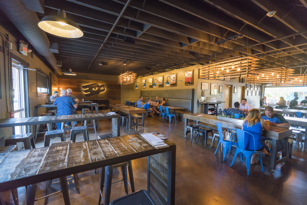 Marble Brewing is recommended by notable locals as one of the best breweries in Albuquerque, NM.