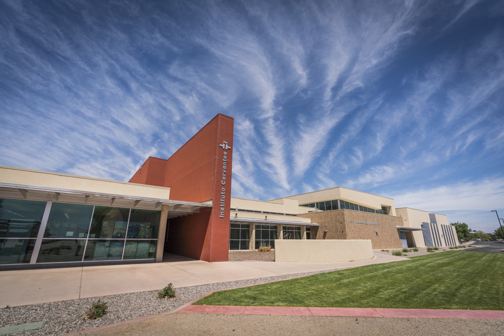 National Hispanic Cultural Center is recommended by notable locals as one of the best museums in Albuquerque, NM.