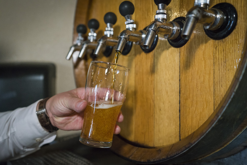 La Cumbre is recommended by notable locals as one of the best breweries in Albuquerque, NM.