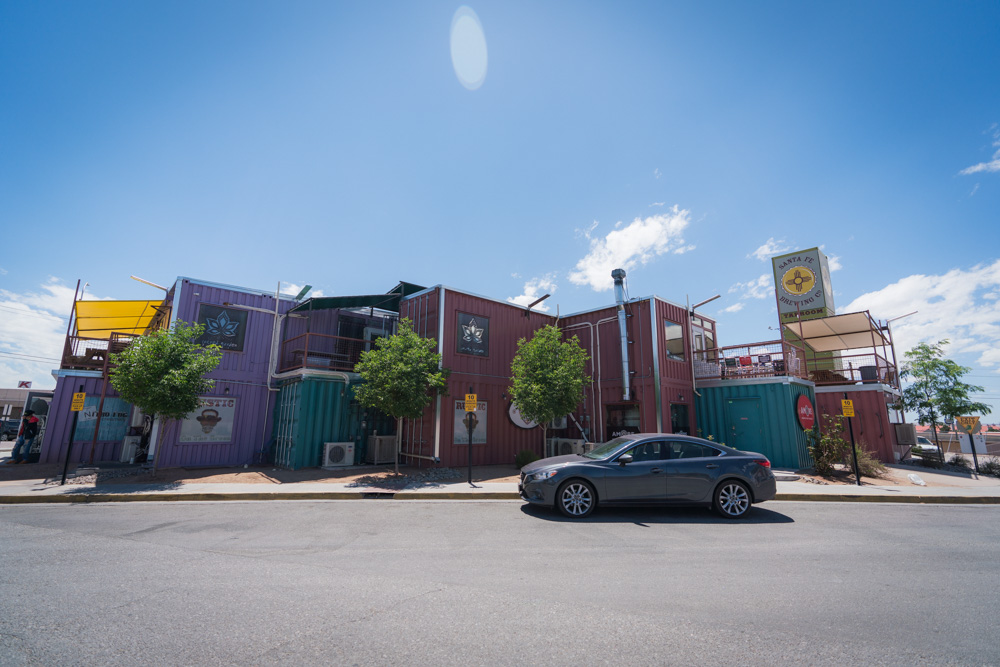 Santa Fe Brewing is recommended by notable locals as one of the best breweries in Albuquerque, NM.