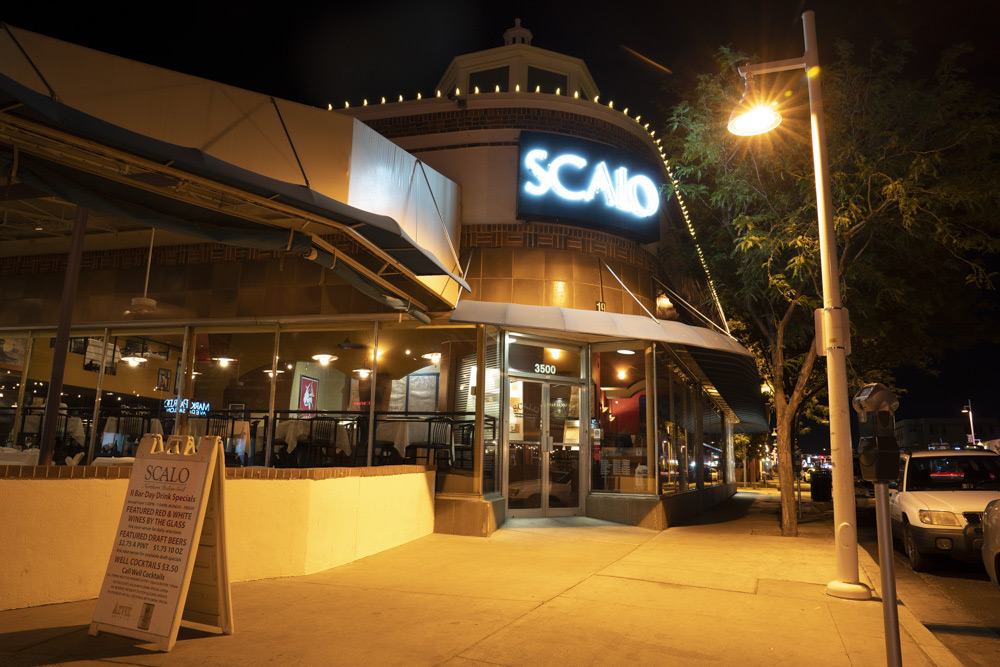 Scalo is recommended by notable locals as one of the best spots to catch live music in Albuquerque, NM.