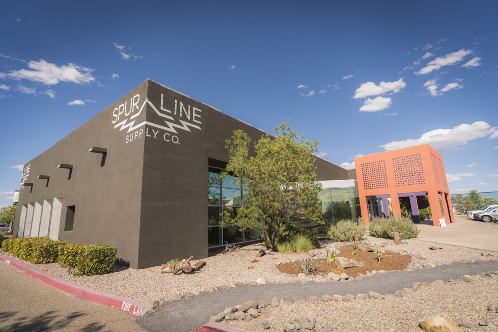Spur Line Supply Co. is recommended by notable locals as one of the best shops in Albuquerque, NM.