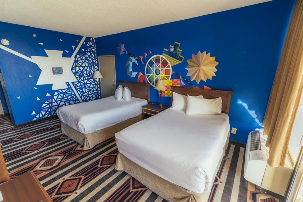 Nativo Lodge is recommended by notable locals as one of the best hotels in Albuquerque, NM.