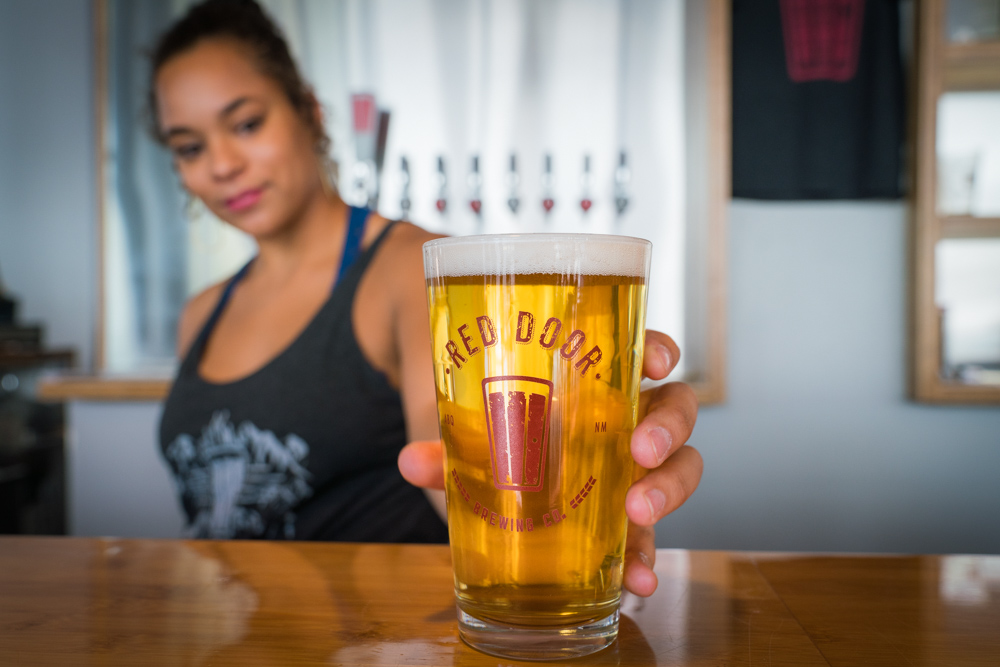 Red Door Brewing is recommended by notable locals as one of the best breweries to catch live music in Albuquerque, NM.