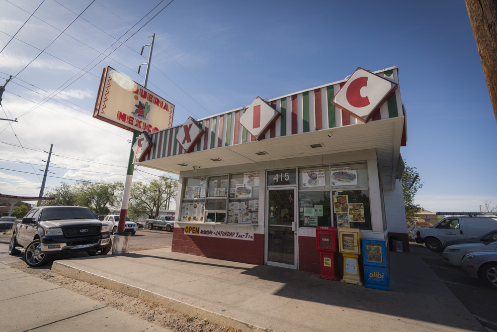 Taqueria Mexico is recommended by notable locals as one of the best restaurants in Albuquerque, NM.