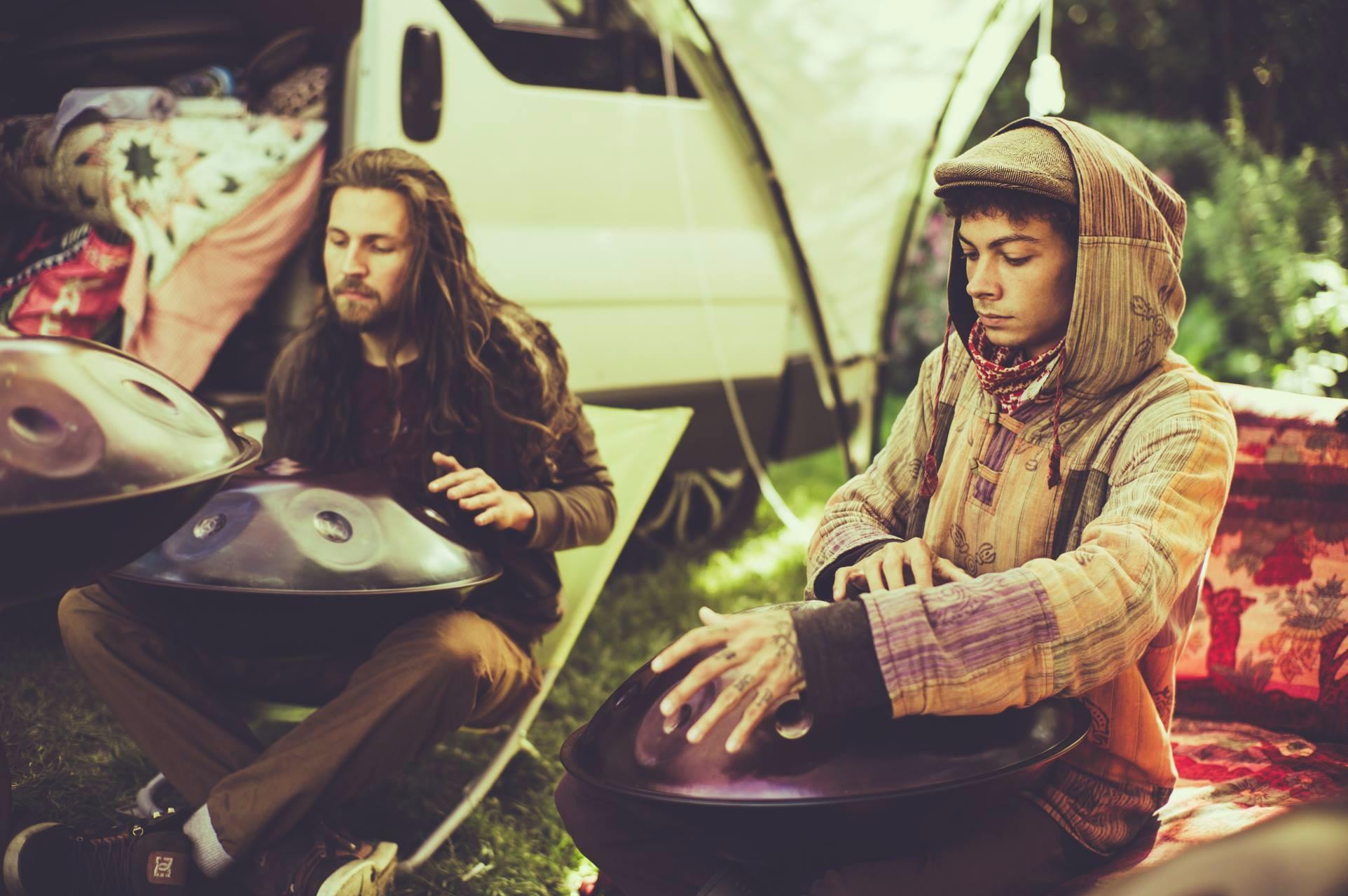 HangOut UK : Interview avec l'un des 2 organisateurs du premier festival de handpan