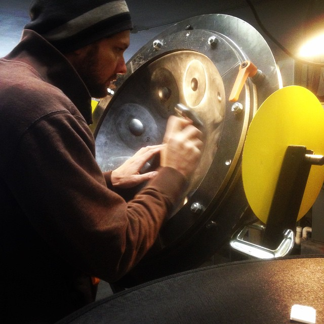 Interview with a Handpan maker : SARAZ