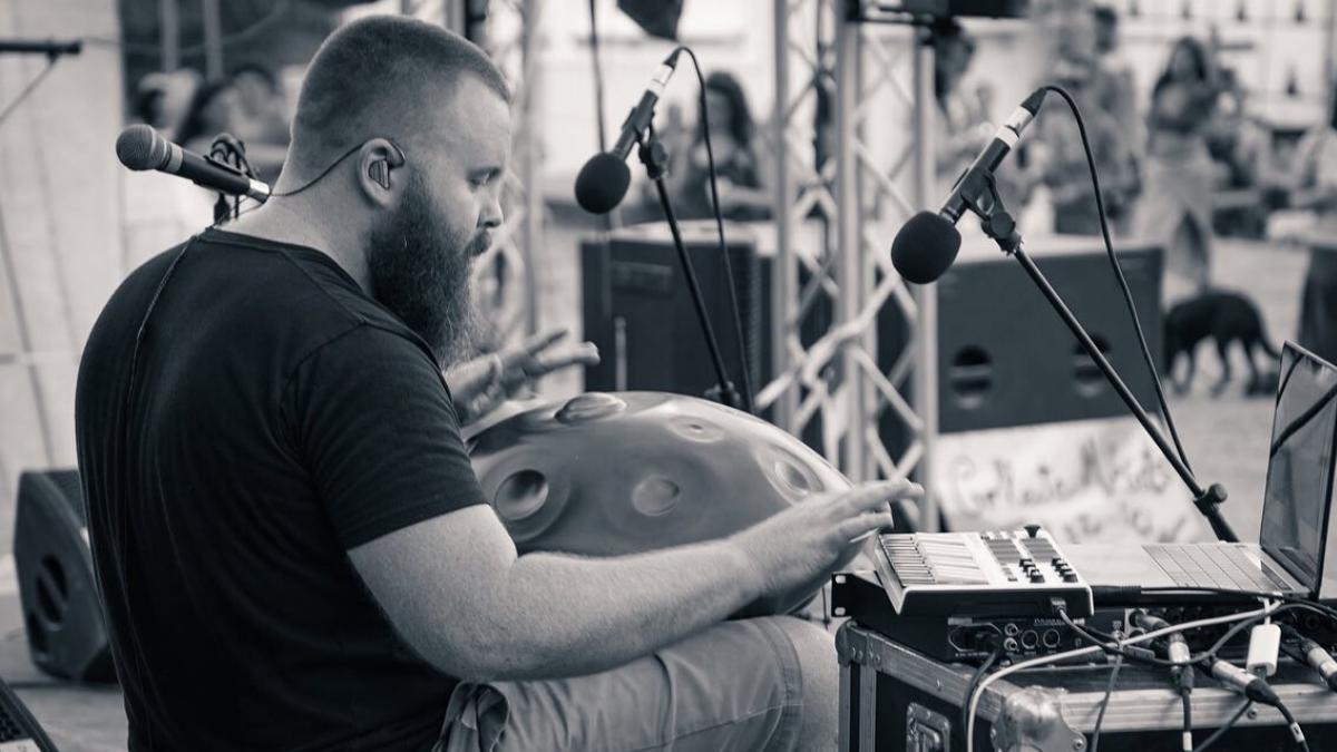Dan Mulqueen: New Album Release and Free Handpans