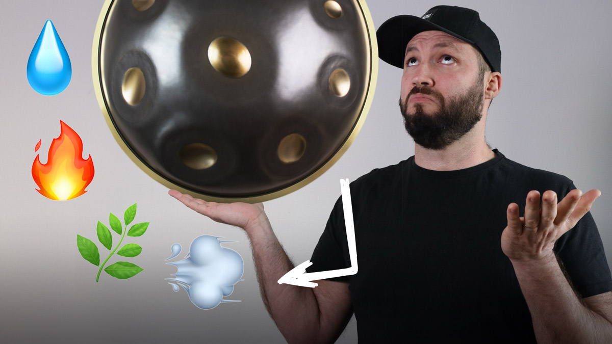 How do I take care of my handpan?