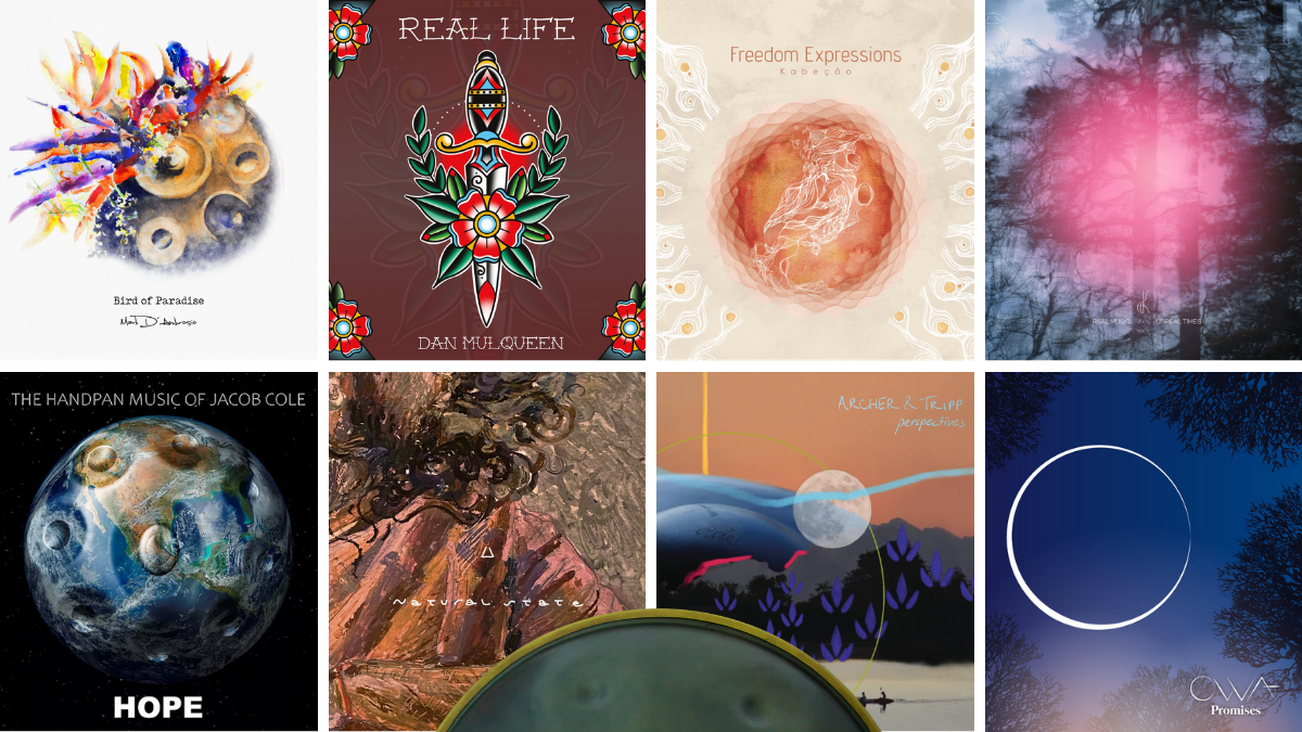 8 handpan albums you don't want to miss from 2020