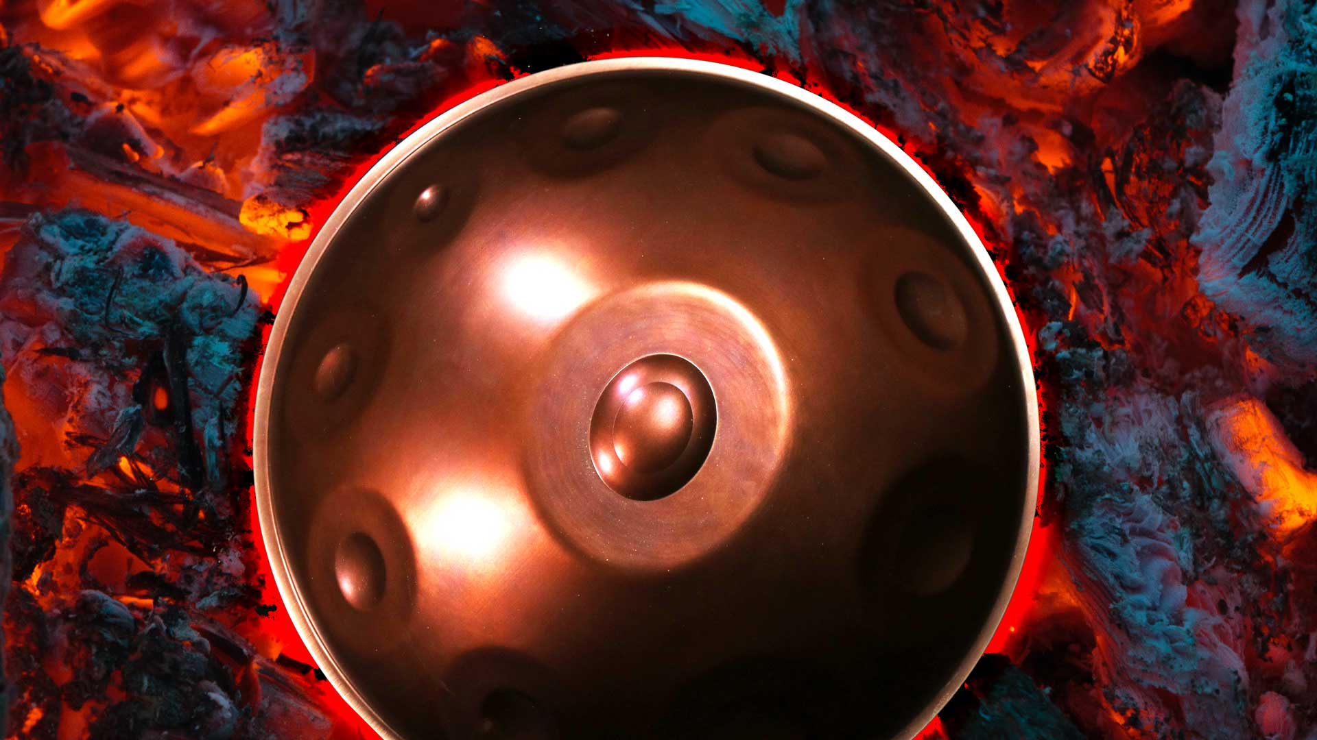 Everything you need to know about Ember Steel Handpans