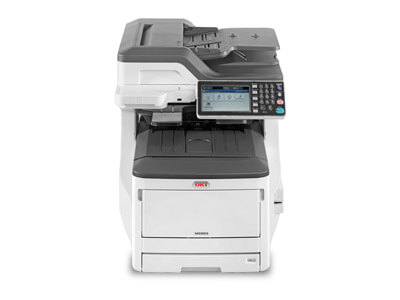 New OKI photocopier model