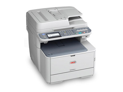 Used OKI photocopier model
