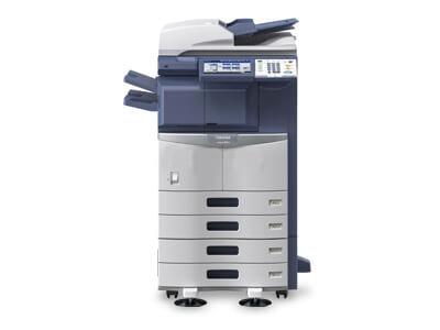 Used Toshiba photocopier model