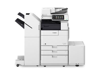 New Canon photocopier model that has undergone canon printer repair