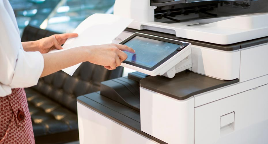 Should I buy or lease an office photocopier?