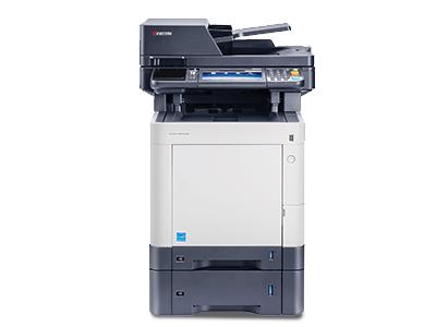 Kyocera new photocopier