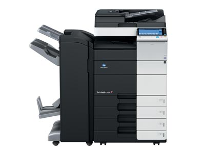 New Konica Minolta printer
