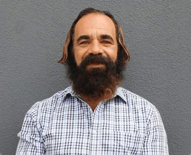 Front facing portrait photo of Jim Karonis