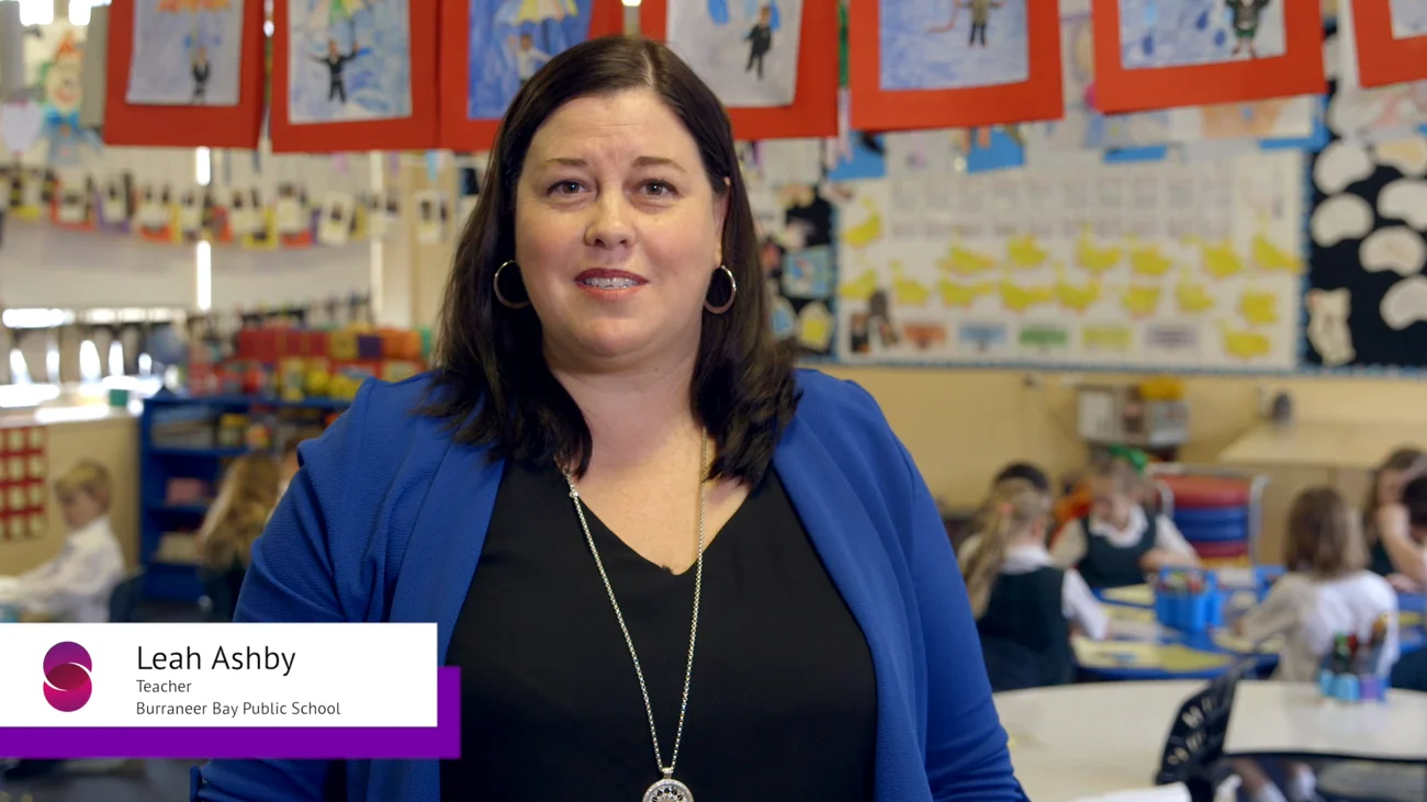 Schools Spectacular 2019 SpecEd eResource - Leah Ashby testimonial