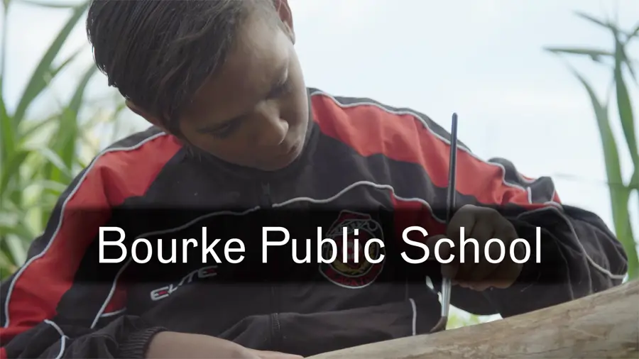 2019 Your Public Art Project - Bourke Public School