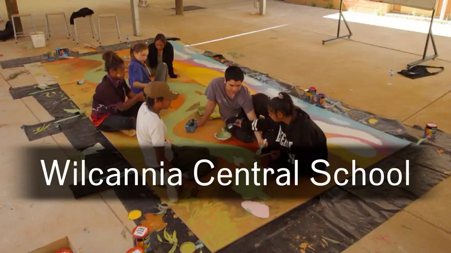 2019 Your Public Art Project - Wilcannia Central School