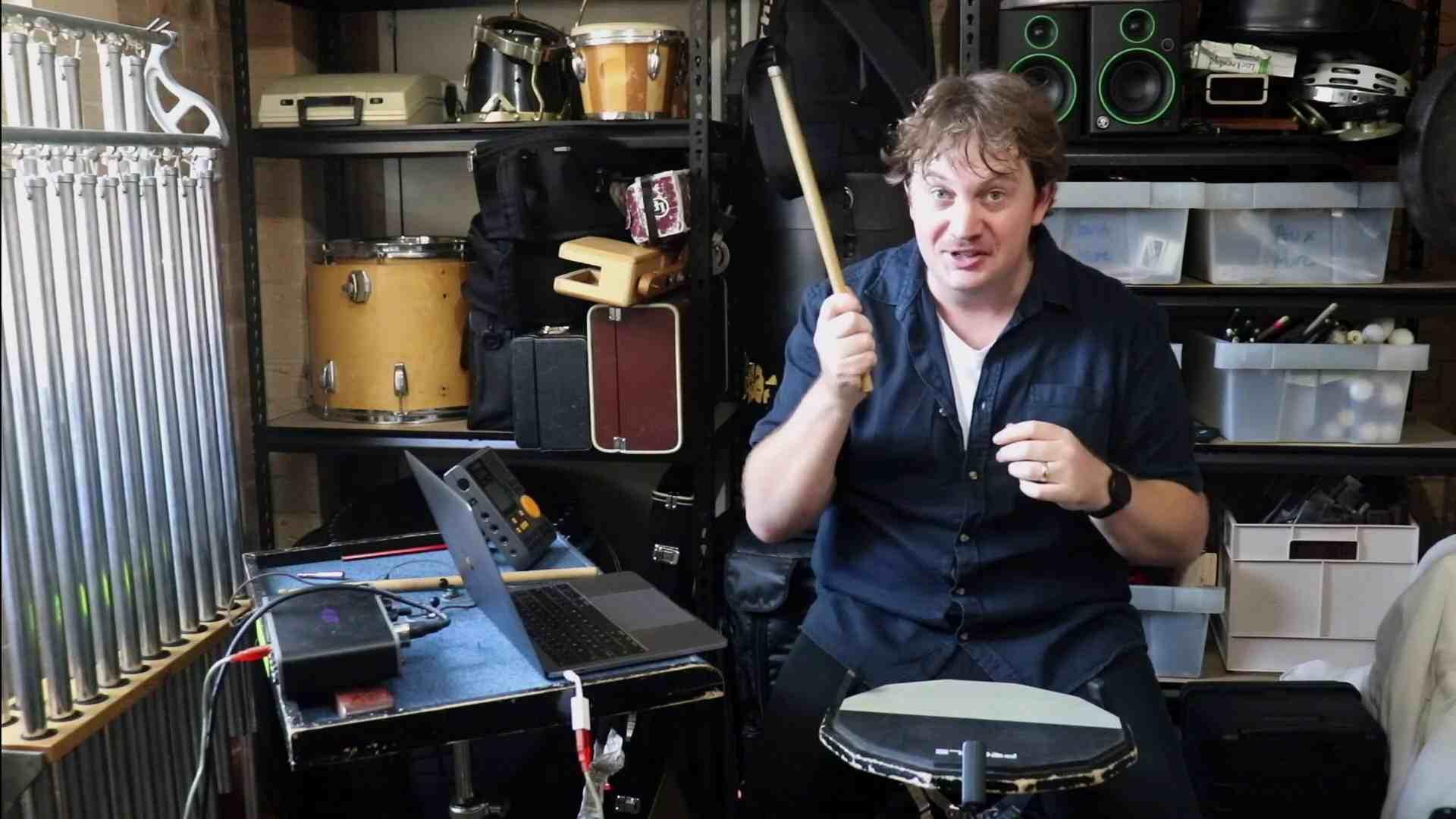 Drumming – 1. Sticking to the basics