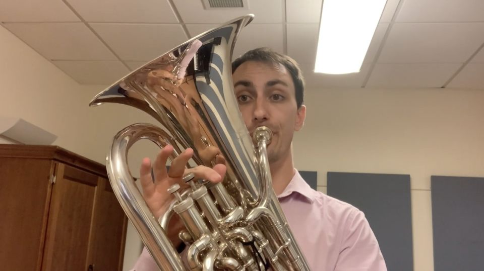 Brass practice – 2. Double and triple tonguing and high register
